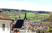 St Vitus Church and Countryside