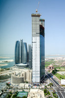 Apartment Shot of Etihad Towers