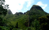 Makana Mountain