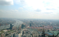 _City from 88th floor 1780