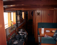 _Galley and dining area