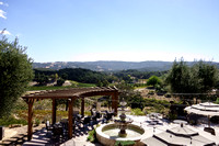View From Croad Winery